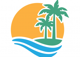 Palm Trees SVG Cut File 9703