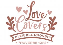 Proverbs 10-12 SVG Cut File 9663
