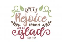 Psalm 118-24 SVG Cut File 9657