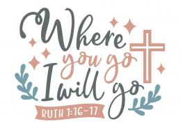 Ruth 1-16-17 SVG Cut File 9664