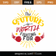 The Future Is Worth Fighting SVG Cut File 9684