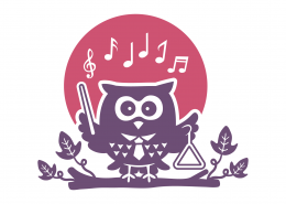Whimsical Owl SVG Cut File 9706