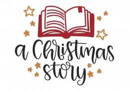 A Christmas Story SVG Cut File 9976