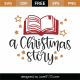A Christmas Story SVG Cut File 9976