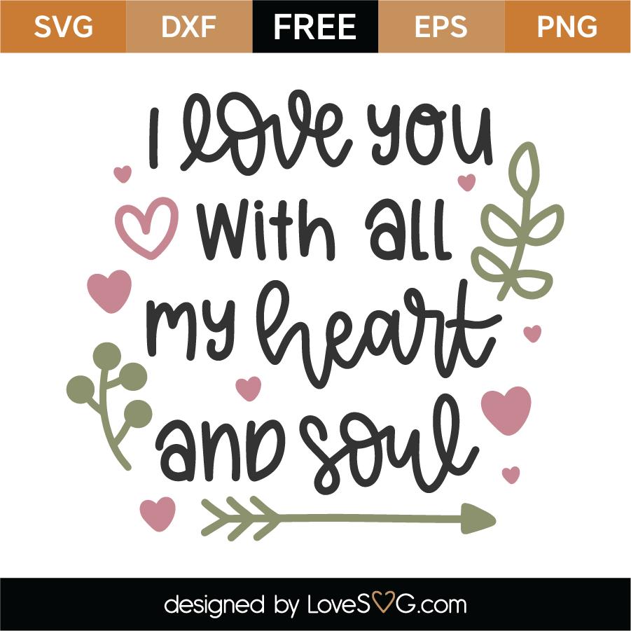 2039+ Love My Svg SVG File
