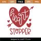 Heart Stopper SVG Cut File