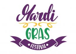 Mardi Gras Festival SVG Cut File