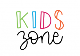 Kids Zone SVG Cut File
