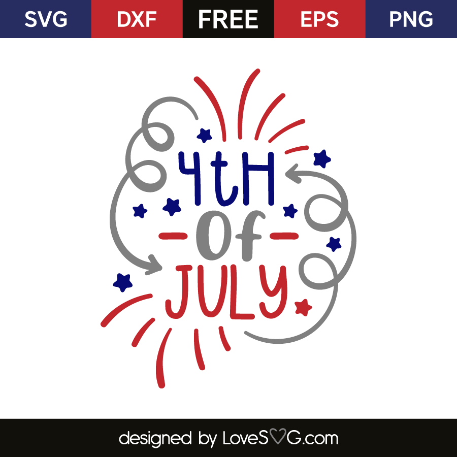 4th Of July Lovesvg Com