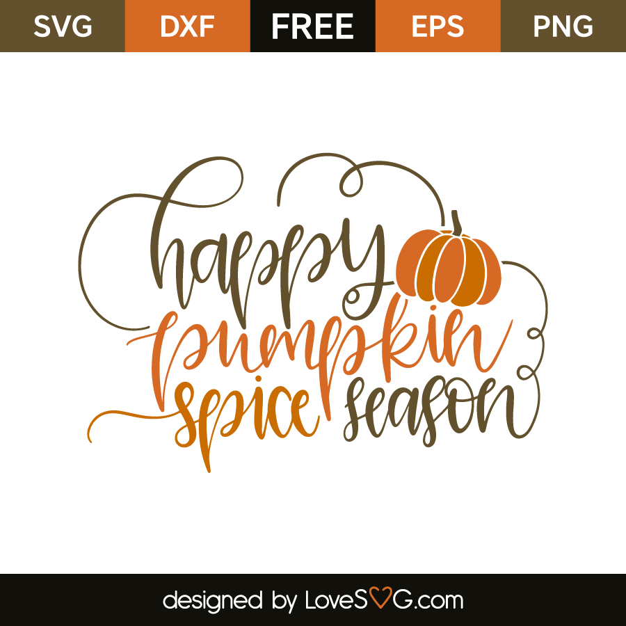 32+ Pumpkin Spice Season Image