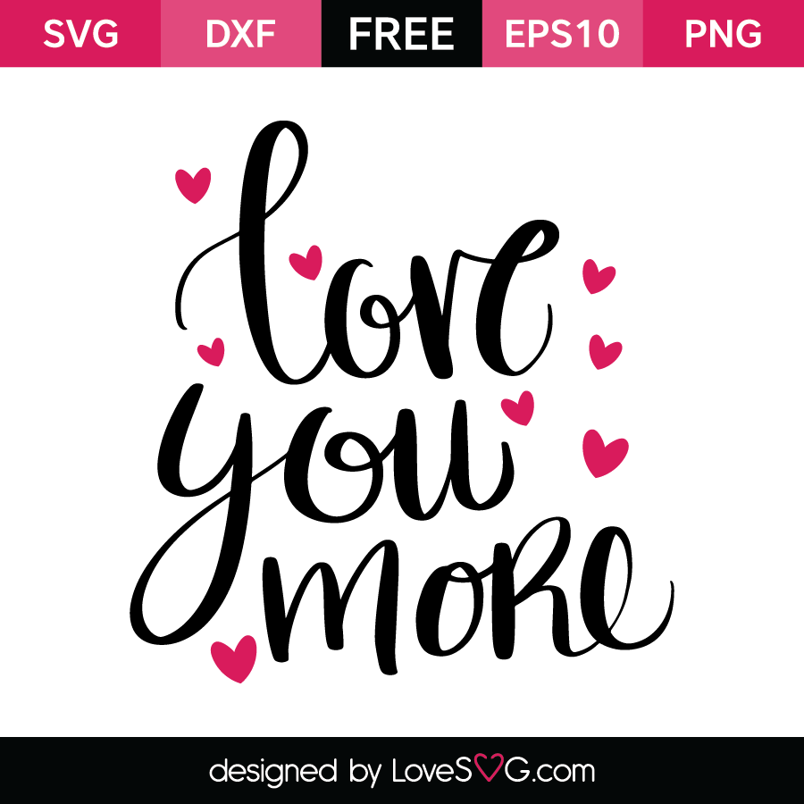 View Free Love Svg DXF