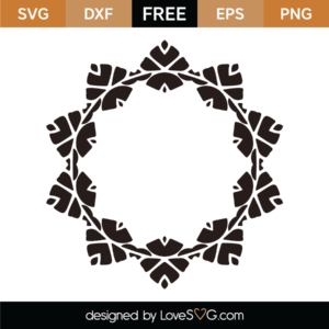 Free 3 pins a day max please and all in svg plotter machine cuttable format only. Mother S Day Mandala Svg Cut File Lovesvg Com SVG, PNG, EPS, DXF File