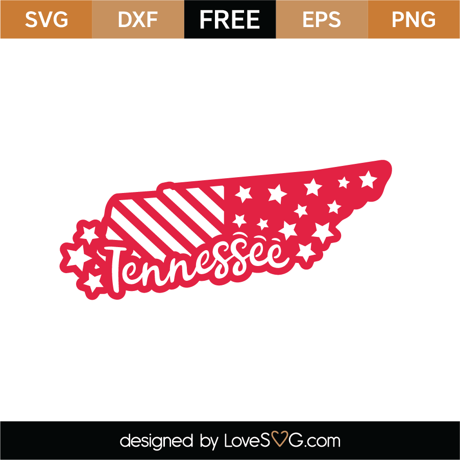 Download Free Tennessee SVG Cut File - Lovesvg.com