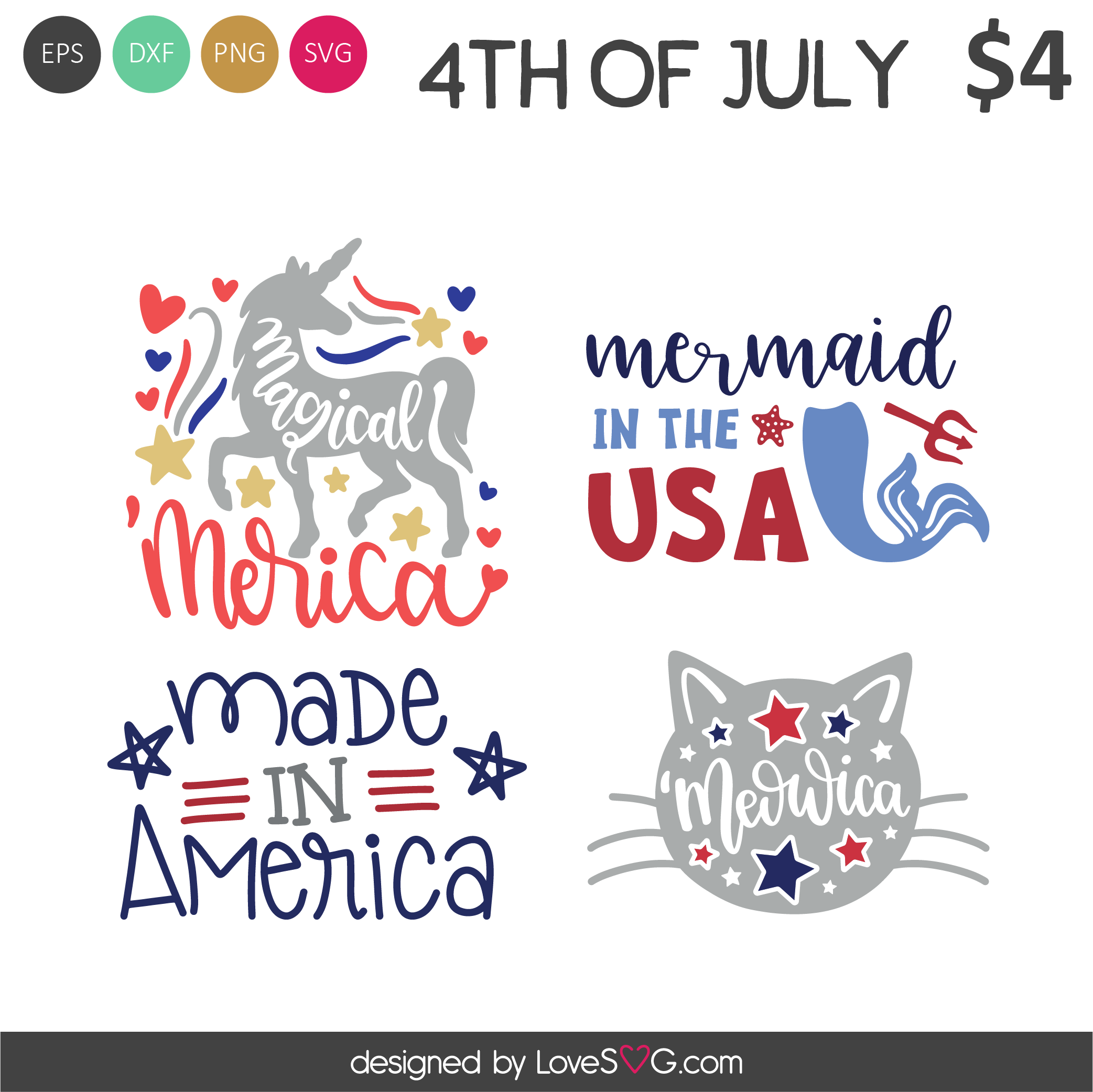 Made In America Svg Cut Files Lovesvg Com