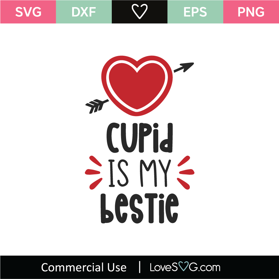 27+ Stealing Hearts Like Cupid Cutting/ Printing Files Design