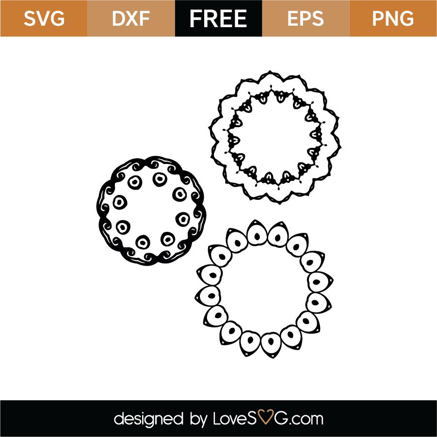Download MONOGRAM 25 SVG Cut File - Lovesvg.com