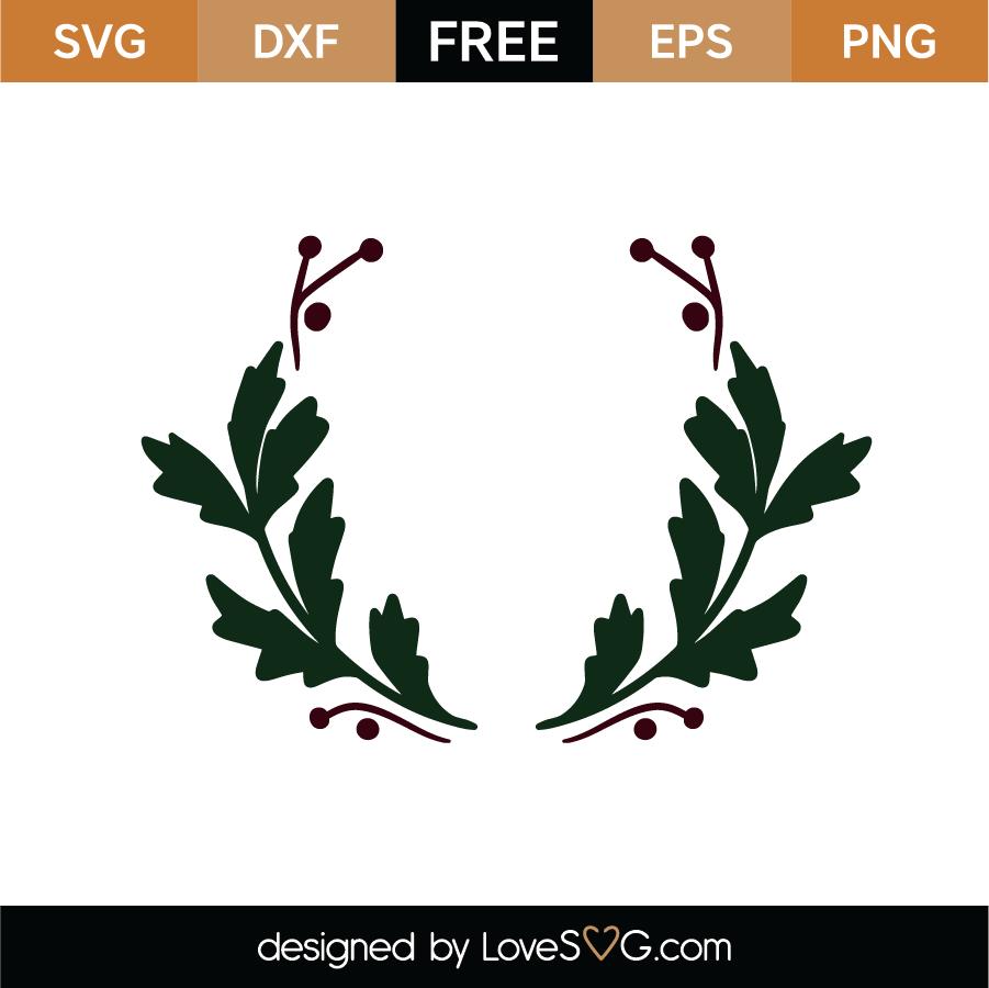 View Free Leaf Flourish Svg Png