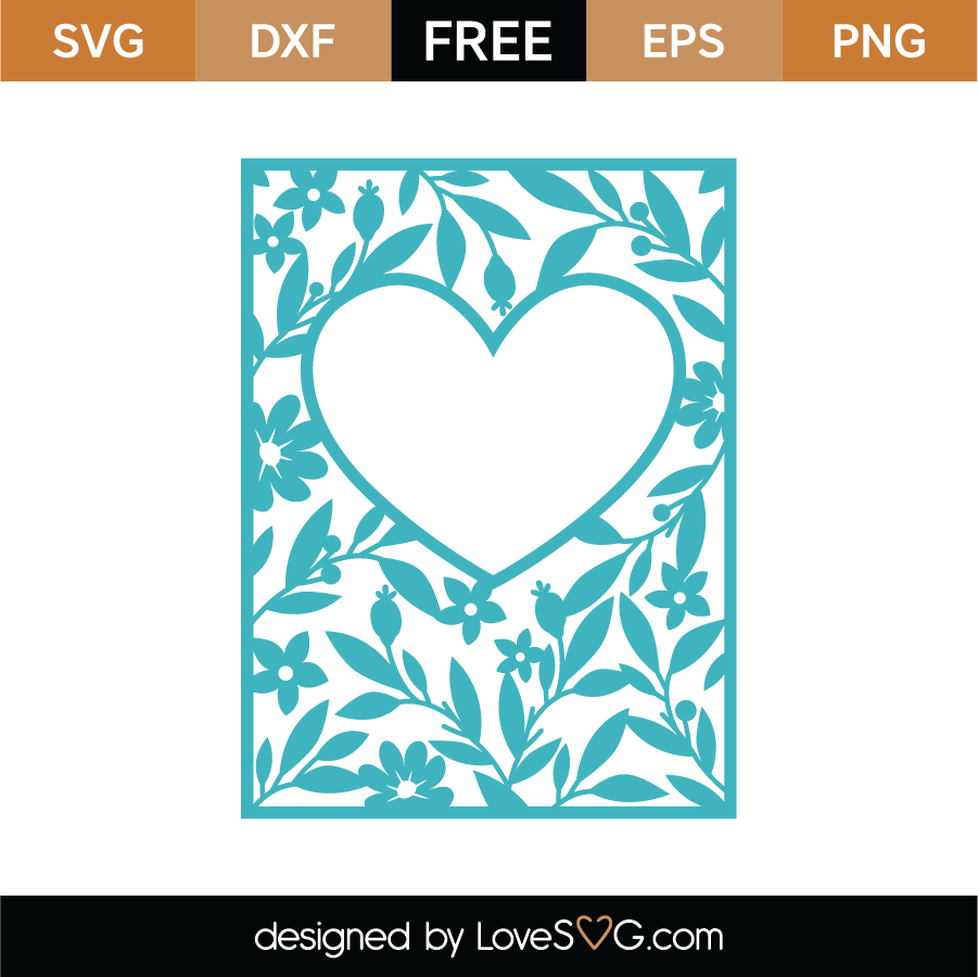 Download Wedding Card Svg Cut File Lovesvg Com